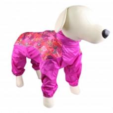 DEZZIE Комбинезон для собак СОЧИ-2014, болонья, йорк № 1, девочка (5695271)