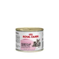 Роял Канин Бебикэт Инстинктив мусс для котят до 4 месяцев 195 г