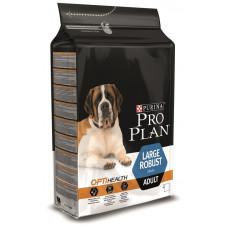 Про План для взрослых собак крупных пород с мощным телосложением с курицей 3 кг