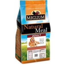 MEGLIUM ADULT Корм сухой для взрослых собак, 3 кг
