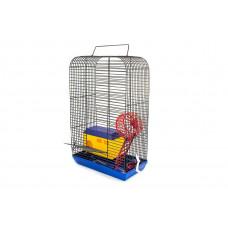 4025 Дарэлл Клетка-переноска для грызунов Mini-№2, 25*14*33 см