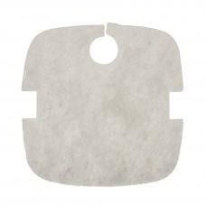 PRIME Губка белая тонкой очистки  для внешних фильтров PRIME 2208-18, 145х145х12мм (3шт)
