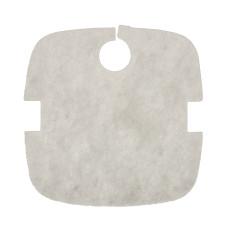 PRIME Губка белая тонкой очистки  для внешних фильтров PRIME 3313-23, 225х225х12мм (3шт)