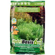 DENNERLE Субстрат питательный NUTRIBASIS 6IN1, 4,8 кг