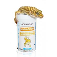Аква-Меню Экзокальций Корм для рептилий,100 мл