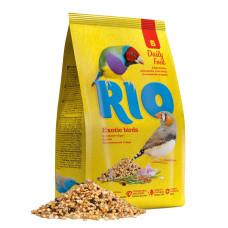 РИО - Корм для экзотических видов птиц основной рацион 1 кг