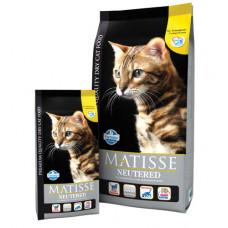 Farmina MATISSE Корм сухой для кастрированных котов и стерилизованных кошек, 1,5 кг