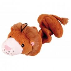 112367 Игрушка для собак Кольцо Шипы для жевания, 11 см