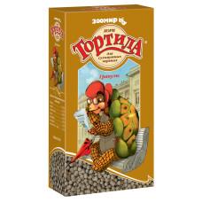 Зоомир Тортила - Корм Гранулы для сухопутных черепах 150 г