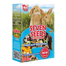 SPECIAL 7 семян Корм для кроликов 400 г