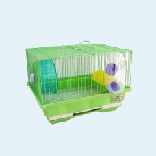 114 Клетка для грызунов 30*23*21 см