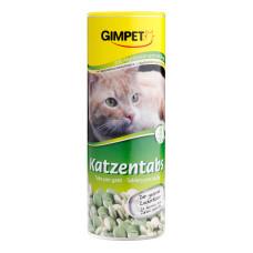 Gimpet Лакомство мультивитаминное для кошек Водоросли и биотин (1 табл)