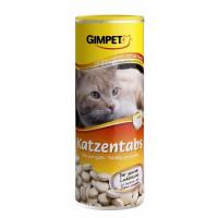 Gimpet Лакомство мультивитаминное для кошек Сыр и биотин (1 табл)