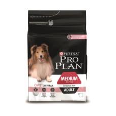 12443865 Про План для собак средних пород с чувствительной кожей с лососем 3 кг