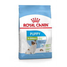 Роял Канин Корм X- Смол Паппи для щенков до 10 мес. маленьких пород до 4 кг 0.5 кг