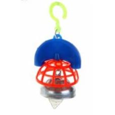 Бриллиант Игрушка для птиц Игрушка с колокольчиком 001