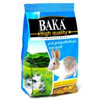 Вака High Quality - Корм для декоративных кроликов 500 г