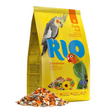 РИО - Корм для средних попугаев основной рацион 1 кг