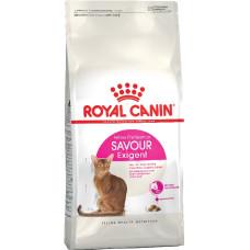 Роял Канин Сэйвор Экзиджент для кошек особо привередливых к вкусу продукта 2 кг