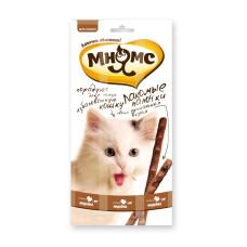 Мнямс Pro Pet лакомые палочки для кошек с индейкой и ягненком 13.5см