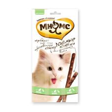 Мнямс Pro Pet лакомые палочки для кошек с уткой и кроликом 13.5 см