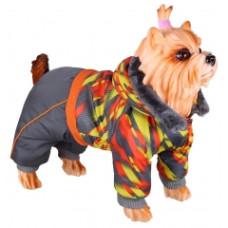 5635683 DEZZIE Комбинезон для собак, 35 см, синтепон, полиэстер, девочка