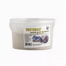 Чистюля Песок для шиншилл, ведро 2,5 кг (1,6 л)