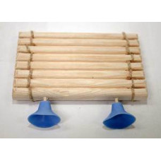 Плотик для земноводных - деревянный (средний)