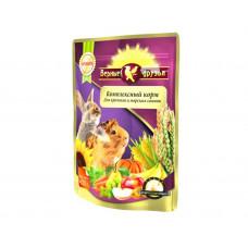 Верные друзья Премиум Комплексный корм  для кроликов и морских свинок, 450 г