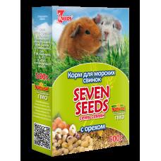 7 семян Корм для морских свинок с орехами 500 г