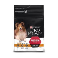 12443863 Про План для взрослых собак средних пород с курицей 3 кг