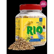 РИО Лакомство Семена луговых трав для птиц, 240 гр