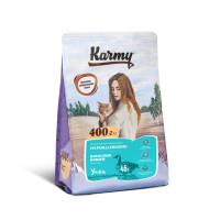 Karmy Корм Гипоаллергенный для кошек, склонных к пищевой аллергии с Уткой, 400 г