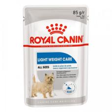 Роял Канин Light Weight Care Корм для взрослых собак, склонных к набору веса (паштет) 85 г