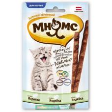 Мнямс Pro Pet лакомые палочки для котят с индейкой 13.5 см