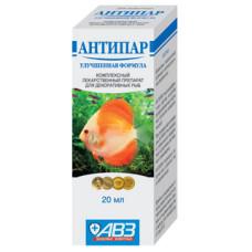 Антипар Комплексный препарат широкого спектра действия, 20 мл