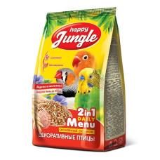Happy Jungle Корм для декоративных птиц, Универсал, 350 г