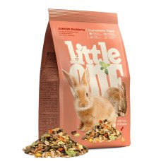 LITTLE ONE - Корм для молодых кроликов 900 г
