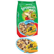 ЗООМИР Праздничный обед - Корм для декоративных мышей и крыс 250 г