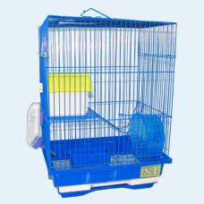 125 Клетка для грызунов 30*23*41 см