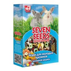 SPECIAL 7 семян Корм для молодых кроликов, Основной рацион,  400 г
