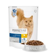 Перфект Фит для домашних кошек с курицей, 2,5 кг