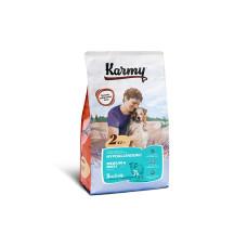 Karmy Гипоаллергенный Медиум и Макси Корм сухой для собак средних и крупных пород с Ягнёнком, 15 кг