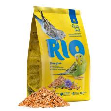 РИО - Корм для волнистых попугайчиков основной рацион 500 г