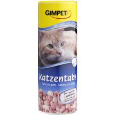 Gimpet Лакомство мультивитаминное для кошек с Лососем (1 табл)
