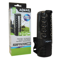 AQUAEL Фильтр внутренний ASAP 300, 4,2 W, 260 л/ч до 100 л