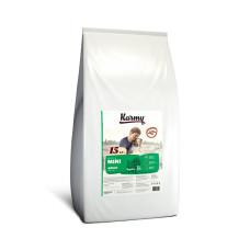 Karmy Мини Эдалт Корм сухой гипоаллергенный для взрослых собак мелких пород с Индейкой, 15 кг